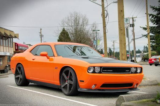 Hemi Challenger by SeanTheCarSpotter