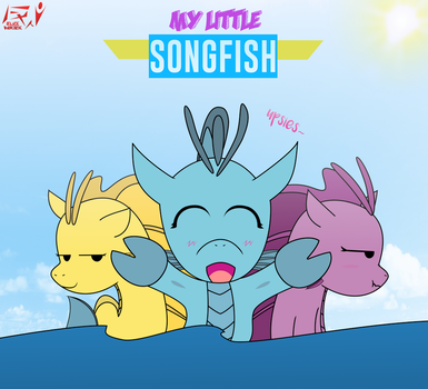 My Little Songfish (Cover) by BlackWater627