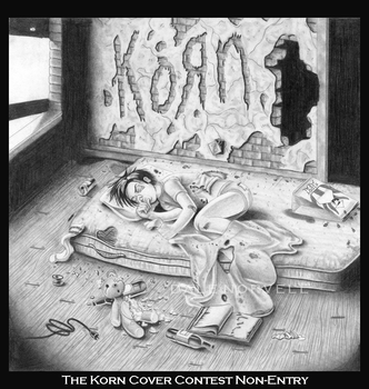 Korn Cover Contest Non-Entry by DaleNorvell