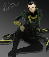 your heart goes loki loki by TheRoachSalad