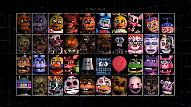 Funtime freddy custom night by THEREALENDERSKY