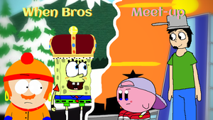 [GIFT]: When Bros Meet-Up by Spongecat1