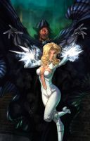 Cloak And Dagger by vest