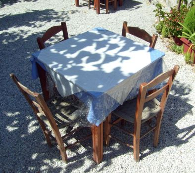 Table For Four by Spleenog