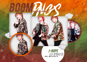 +J-Hope|Pack png 225|Boom Shakalaka Png's by WrappedInPolythene