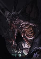 The Elder God by Gido