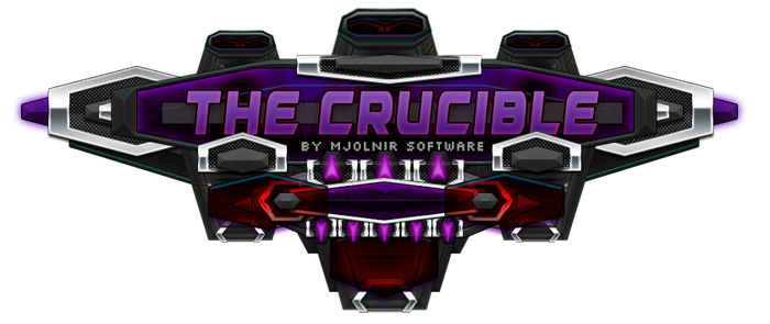 'The Crucible' Final Title Treatment by KrowFace