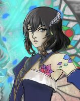 Bloodstained Miriam by ahanblazer
