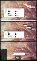 Hover Aero Theme Windows10 November Updated2 by Cleodesktop