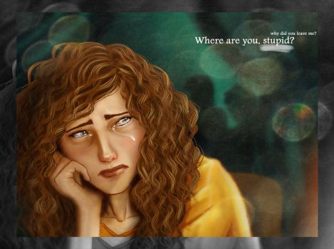 HP - Why did you leave me? by Elwy