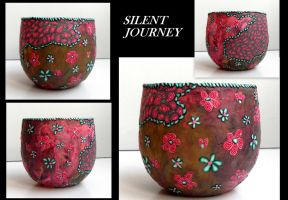 silent journey by aknesaknes