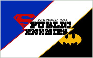 Superman/Batman Public Enemies - Wallpaper by Jamush