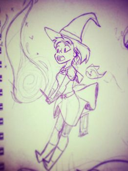 Witch by Vivi-Leigh