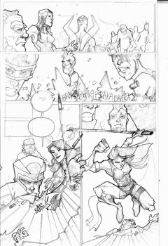 uncanny force page 3 by Graficohouse