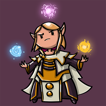 Invoker by KidneyShake
