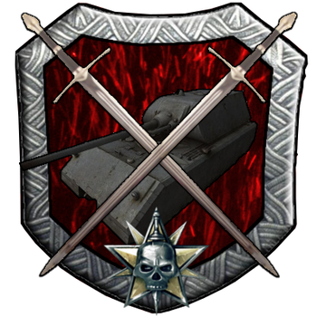 World of Tanks - Medal contest. 1st place. by WenexPL