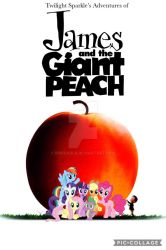 TSA of James and the Giant Peach by BrissaDLR