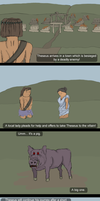 Theseus Comic 4 by Land-Man-Sam