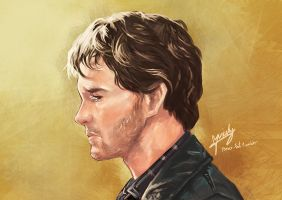 Hannibal - Will graham II by l3earFat