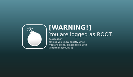 You are ROOT wallpaper by eleefece