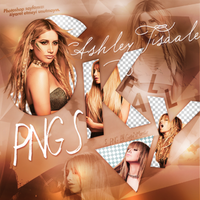 PNG PACK 77 (Ashley Tisdale) by iliveforApplause