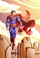 Good old Supes by FontesMakua