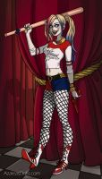 Harley Quinn hehe by Yandere-ChanKawaii13