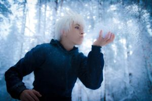 Jack Frost - A little magic by TheSinisterLove