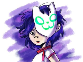 Noodle (phase3) by KatieTheCat-1222