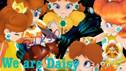 We are Daisy!!! by DKS01