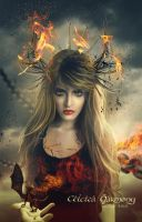 Fire and Chain by Celtica-Harmony