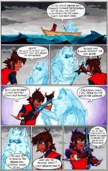 TANUKI BLADE ISSUE 003 - PAGE 6 OF 16 by Speezi