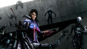 Mass Effect 3: To the Victory by DP-films