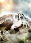 Pegasus - The Winged Horse by Gilgamesh-Art