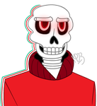 Request : Annoyed Skull Buster by KawaiiPasta23