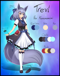 Trevi Reference Sheet by WhiterStar