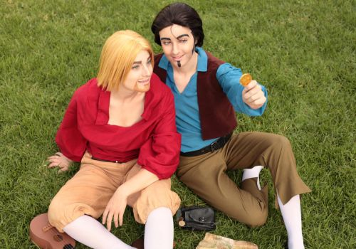 Miguel and Tulio: Tulio and Miguel by TemaTime