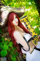 Miss Fortune - League of legends Cosplay 2 by MelodyxNya