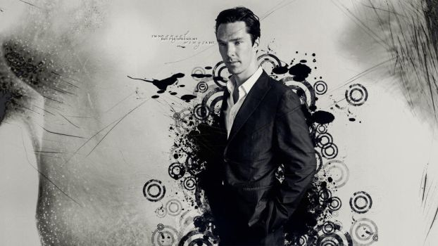 Benedict Cumberbatch by Super-Fan-Wallpapers
