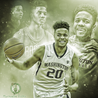 Markelle Fultz  N.1 PICK NBA DRAFT by HyDrAndre