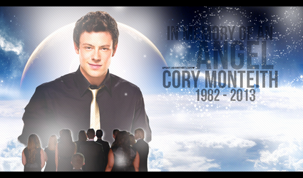 RIP Cory Monteith. by upshit