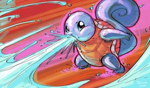 Squirtle by red-monkey