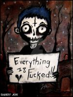 Death Boy: Everything by Dandy-Jon