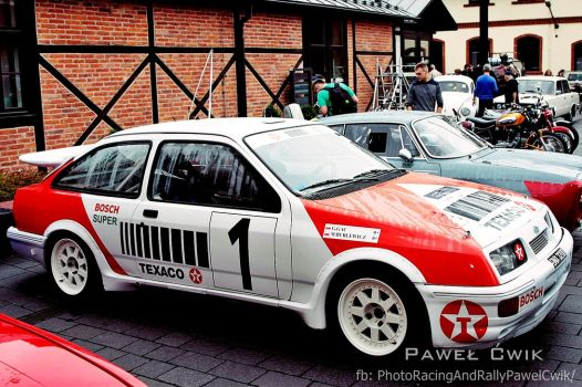Sierra Cosworth RS by pawelsky