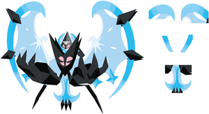 Dawn Wings Necrozma Base