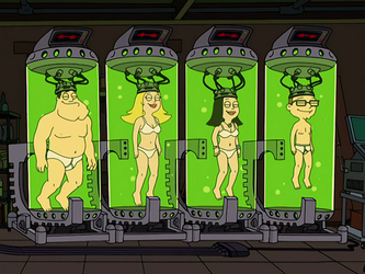 Smith Family her underwear In The Goo Chambers by SuperToadsworth10DX