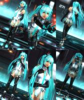 (RELEASE) RACING MIKU 2013 by huchi001