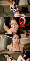 Bikini Babe Bound For Torture by Finisterboy