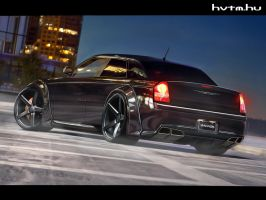 Chrysler 300C by blackdoggdesign