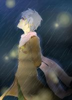 Stand in the Rain. by LollypopWolf